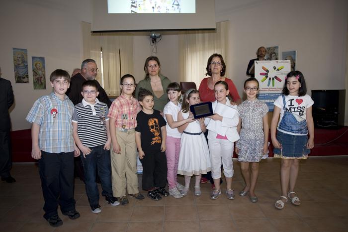 3° premio - 3^ B istituto De Amicis (pari merito)
