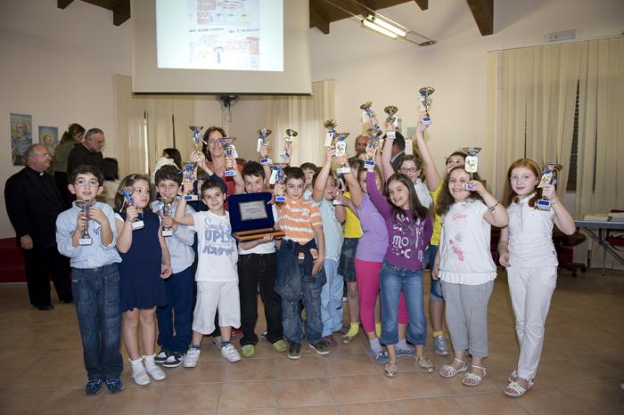 1° premio - 3^ A istituto De Amicis