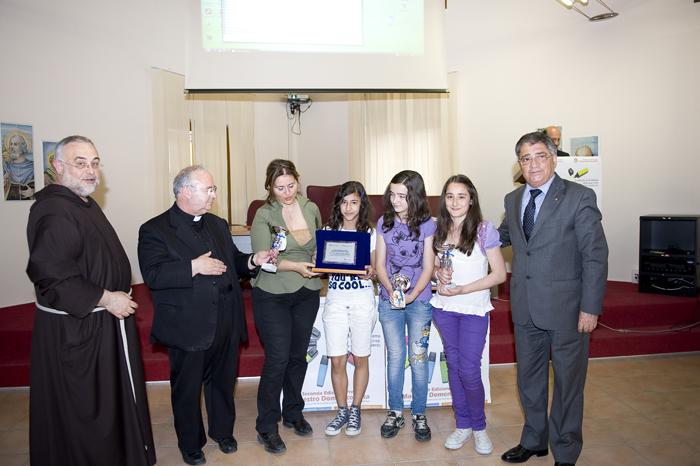1° premio -  1^ D istituto Petrarca